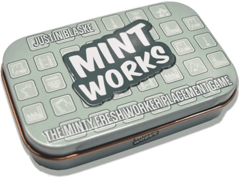 Mint Works Image